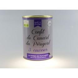 Confit de Canard 3 cuisses
