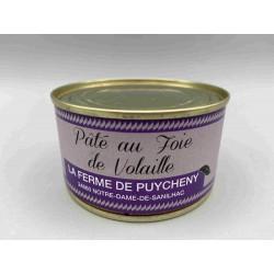 Pâté au Foie de Volaille 190 g